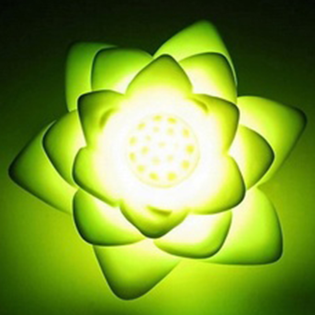 Image 5 - LED Romantic  Flower 7 Color Changed Lamp LED Night Light for Kids-in LED Night Lights from Lights & Lighting