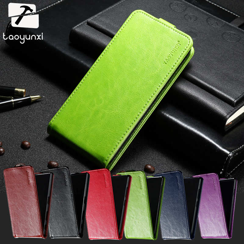 TAOYUNXI PU Leather Soft TPU Flip Cases For Lenovo Vibe S1 Lite S1C50 S1A40 S1La40 Covers Wallet Card Holder Housings Shield