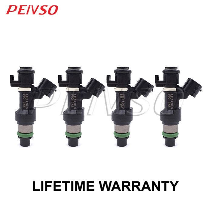 4x 16600 95F0A FBY10F0 fuel injector for Nissan Almera Classic 1 6 16V N17 2006 2018