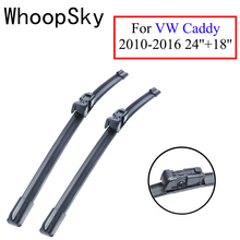 WhoopSky Car Restore Wiper Blades for VW Volkswagen Caddy 2010-2016