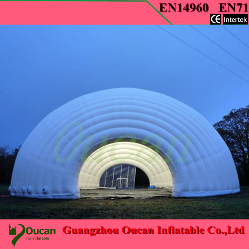 10m diameter oxford cloth inflatable dome tent for event/party with freeshipping by DHL 6 5ft diameter inflatable beach ball helium balloon for advertisement