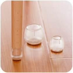 4 шт. силиконовые колпачки на ножки стула средства ухода за кожей стоп протектор колодки накладки для ножек мебели круглый квадратный