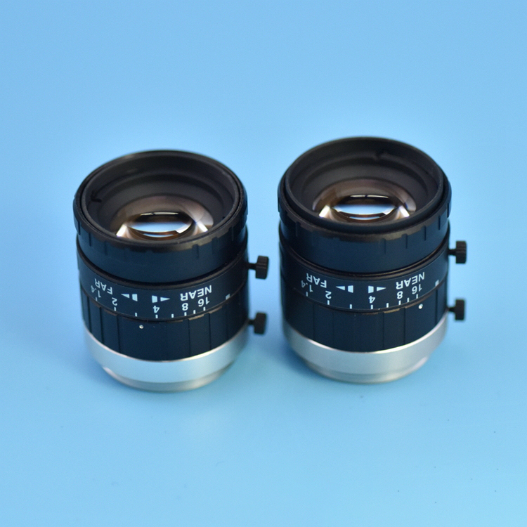 Cctv Parts Used Secondhand Originalfujinon Hf12.5ha-1b 1:1.4 12.5mm Industry Lens Aesthetic Appearance