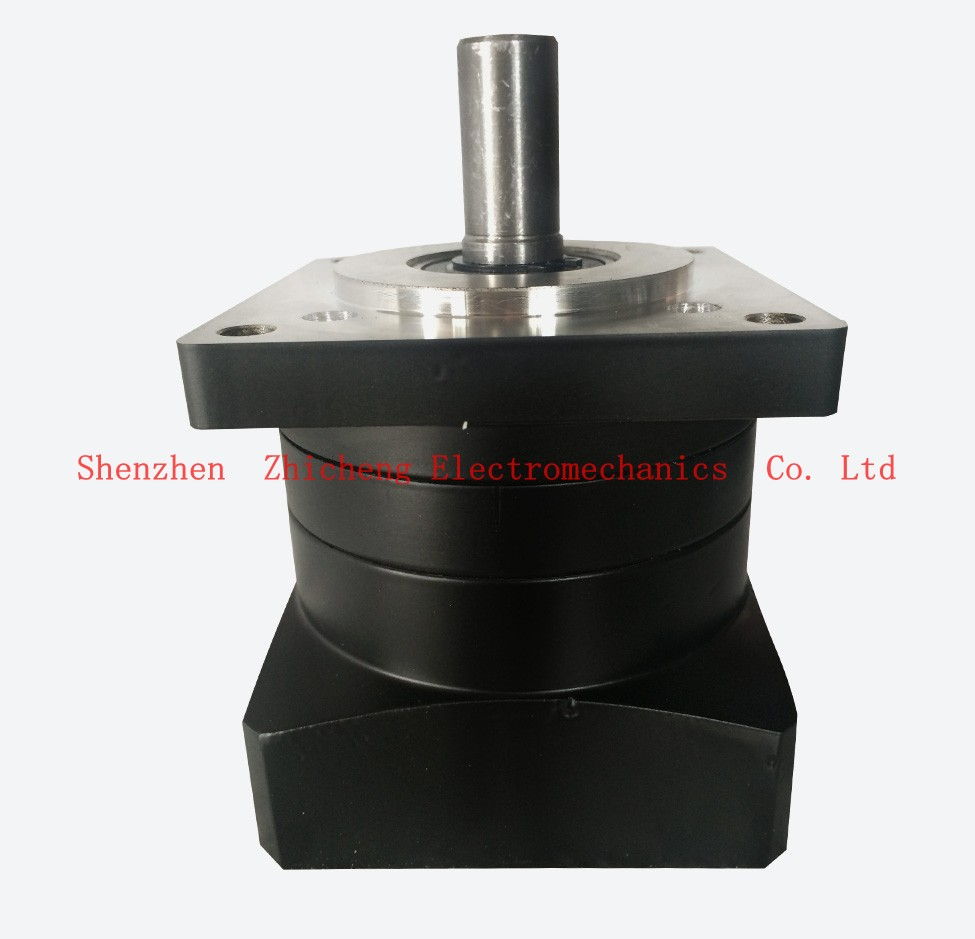 Precision planetary gear reducer stepper motor-gearbox steel transmission gear hats nema May 23: 1 Shaft 14 mm precision planetary gearbox
