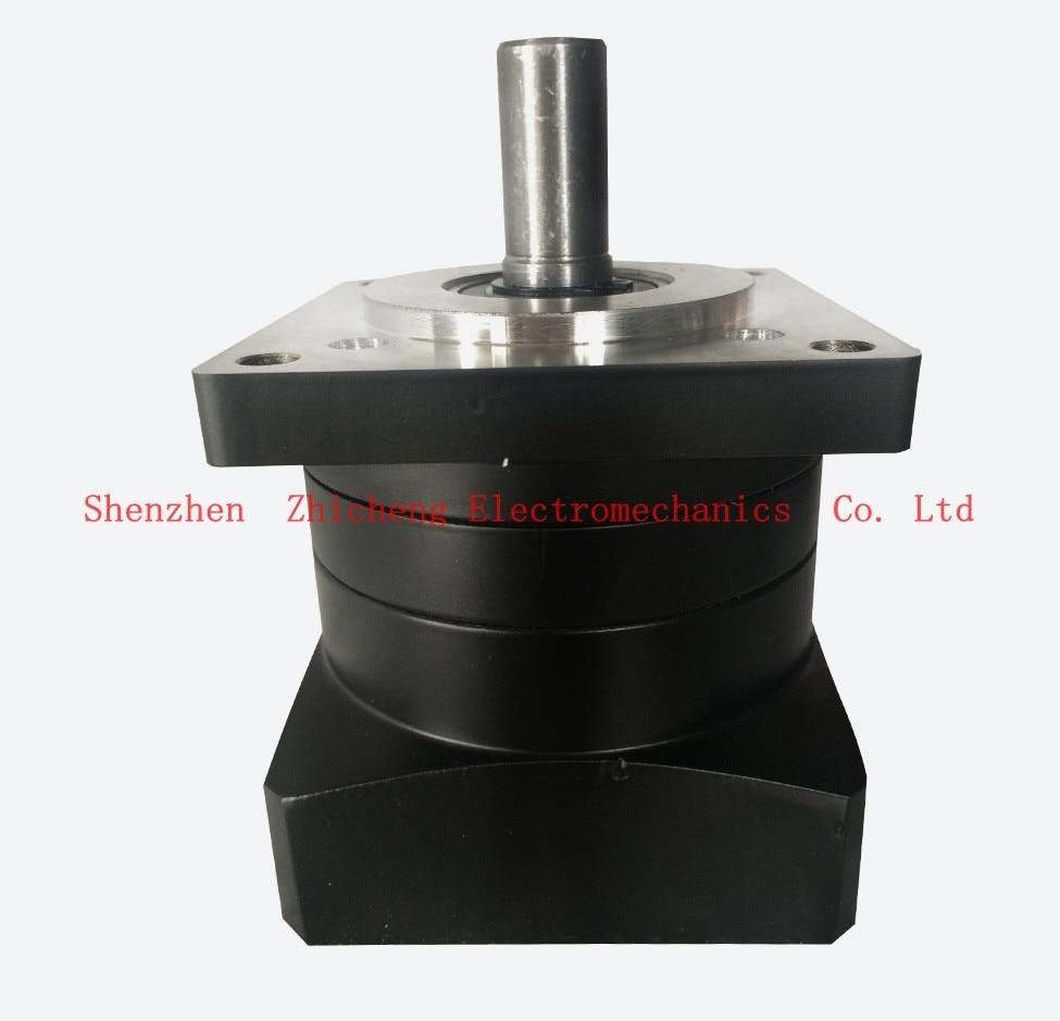 Precision planetary gear reducer stepper motor-gearbox steel transmission gear hats nema23 5: 1 Shaft 14 mm