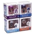 4 Pçs/set Figura de Tokyo Ghouls Kaneki Ken Touka Kirishima Rei Rize Action Figure Collectible Modelo Boneca Brinquedos 8 cm