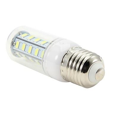 Купить с кэшбэком 4W E14 G9 E26/E27 LED Corn Lights T 36 SMD 5730 360 lm Warm White Cool White AC 220-240 V High Bright Free shipping