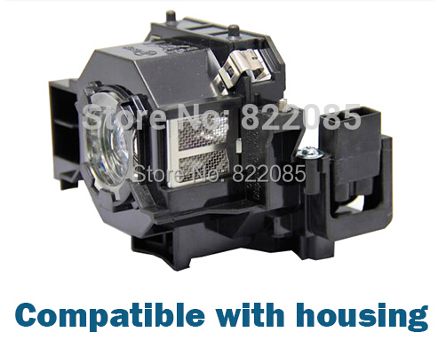 Compatible projector lamp for use in ELPLP41 V13H010L41 EB-S6 FAST SHIP