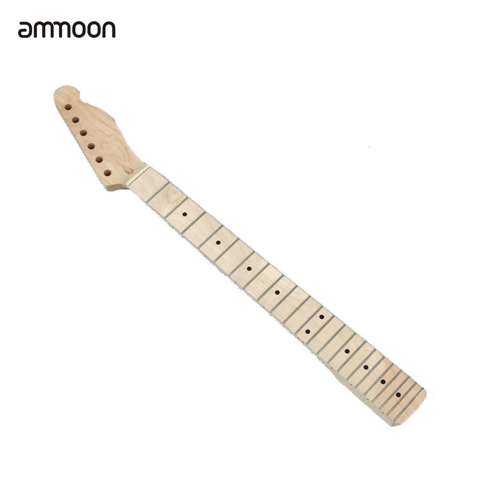 Earnest Ammoon Electric Guitar Neck Maple Fingerboard Replacement For Electric Guitar High Quality Guitar Parts & Accessories Guitar Parts & Accessories