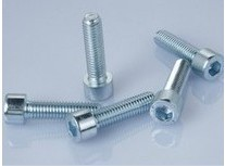 цена M8 Cap Screws Hex Socket Head Bolts Steel Zinc Plated