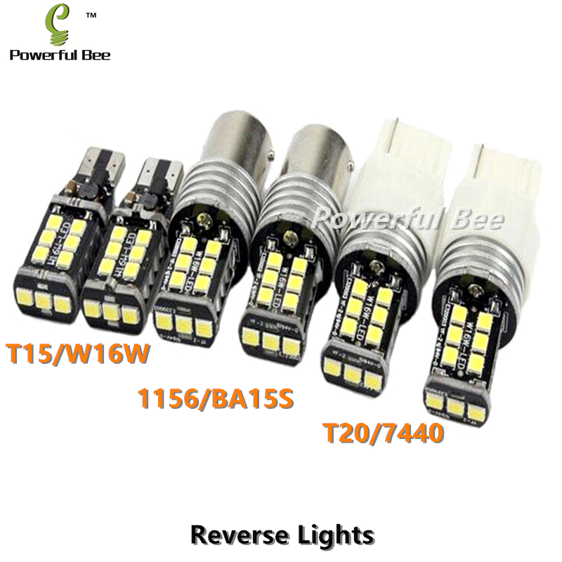 2 x 1156/BA15S/p21w T15/w16w T20/7440/w21w 7.5W LED white DRL reverse lights bulb for BenZ C180 C200 <font><b>C300</b></font> image