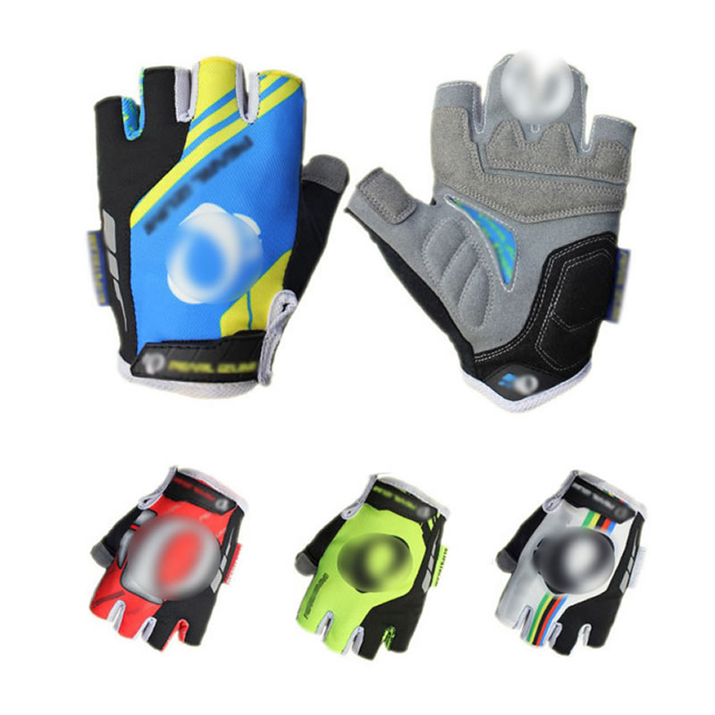 Pro Team GEL Pad Ciclismo Ciclismo Guantes / Mountain Bike Sports Guantes / Transpirable Racing MTB Bicycle Cycle Glove Para Hombre / Mujer