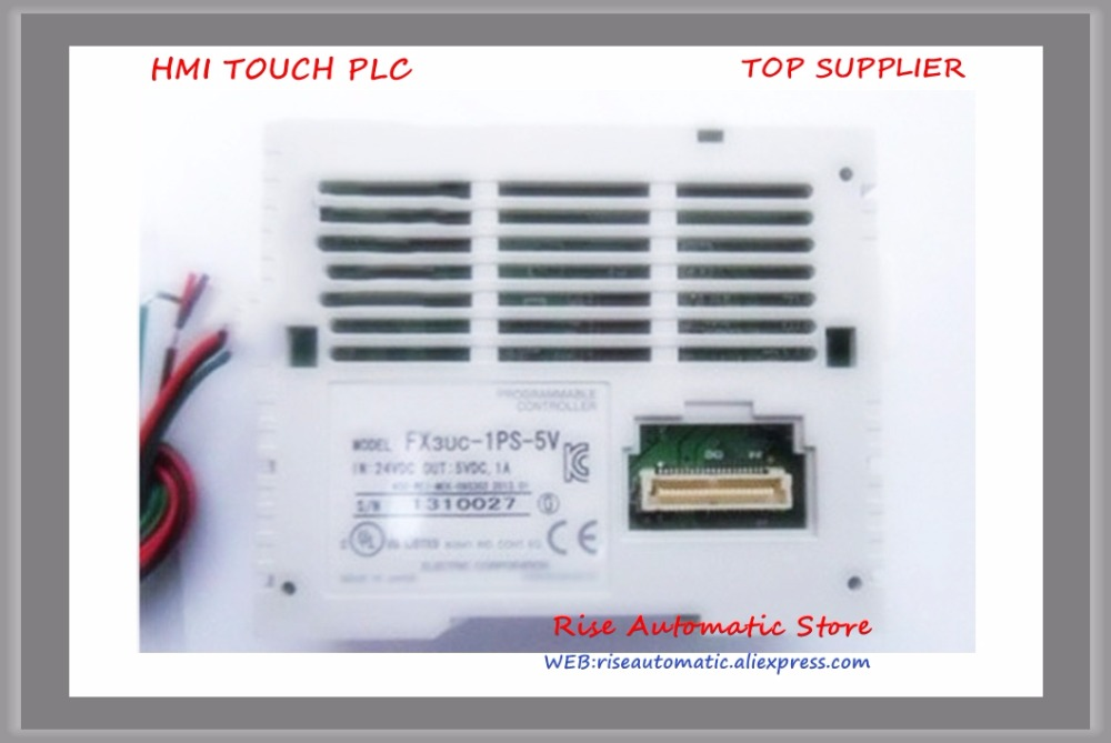 FX3UC-1PS-5V PLC conversion Adaptor New OriginalFX3UC-1PS-5V PLC conversion Adaptor New Original