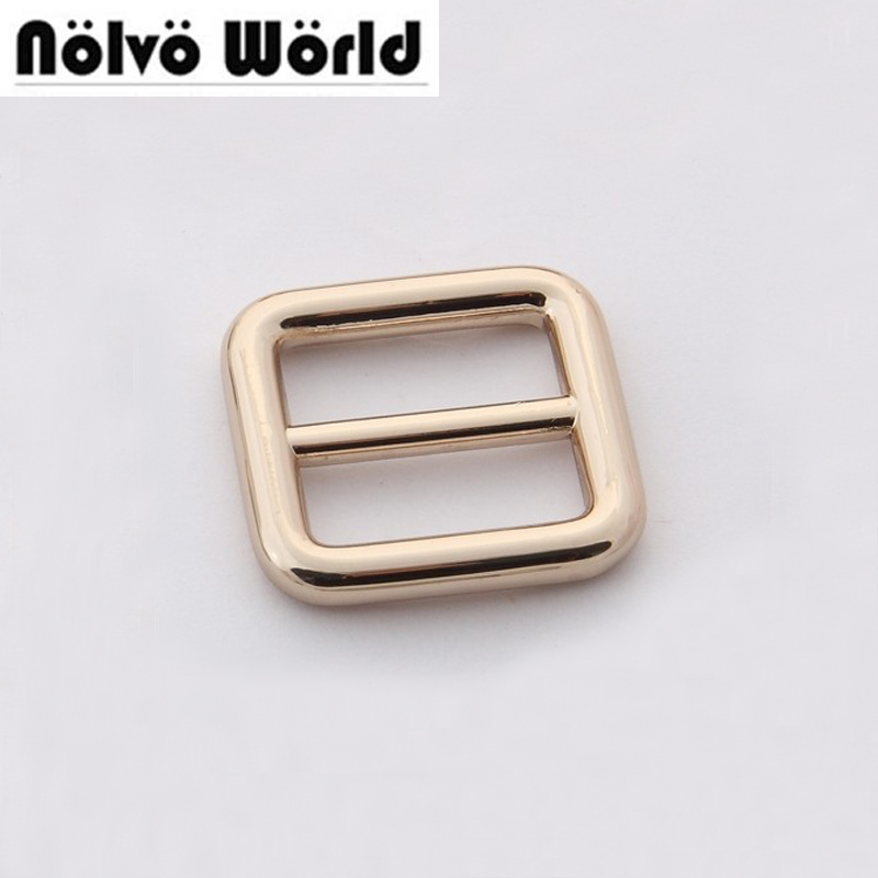 50PCS Welded 20mm (3/4) Metal buckle strap adjustment buckles Webbing sewing materials,Slider Tri-glide Accessories la biosthetique seal conditioner