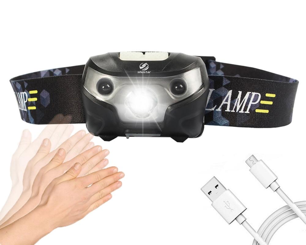 Wiederaufladbare LED scheinwerfer fischerei scheinwerfer 3000 Lumen ...