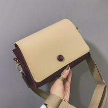 Fashion Designer Women Bag Wide Strap Crossbody Bags for Women PU Leather Shoulder Bags Ladies Handbag High Quality недорого