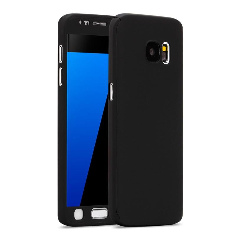 Lyxfodral för Samsung Galaxy S6 kant S7 kant 360 graders - Reservdelar och tillbehör för mobiltelefoner - Foto 5