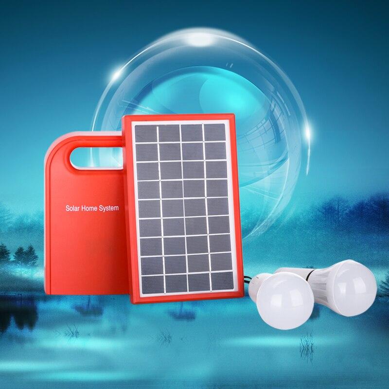 ФОТО Solar led light portable solar panels charger universal battery charger solar charging panels lamp 4.5Ah