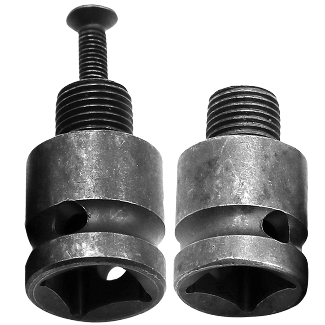 New Brand 1/2'' Drill Chuck Adaptor For Impact Wrench Conversion 1/2-20UNF With 1 Pcs Screw