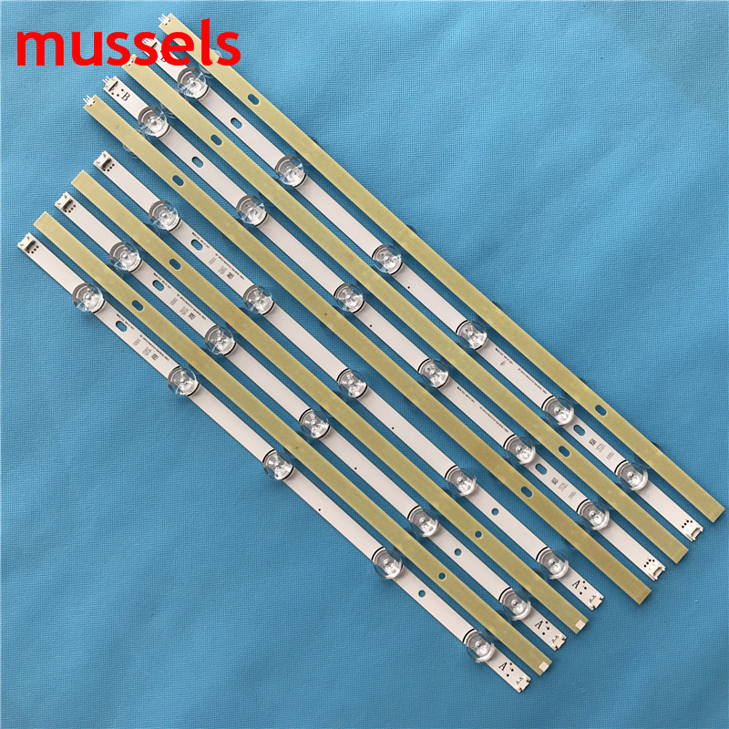 """Image 5 - LED Backligt For LG 55"""" TV T550HVF04.2 NC550DUE VCCP1 55LB580V LC550DUE FG A1 A2 A3 A4 A5 A6 M1 M2 M3 M4 P1 P2 HC550DUN Original-in Industrial Computer & Accessories from Computer & Office"""