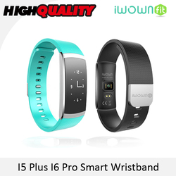 KGG 100% Original iwown i5 plus i6 pro Smart Wristband Bluetooth 4.0 Smart Band Passometer Sleep Monitor Smart Bracelet