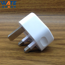 10PCS/Lot Ports Moveable Charger Cell Cellphone UK Plug USB Chargerfor iPhone 6 6 Plus/ Samsung S6/S6 edge Pill PC Free delivery
