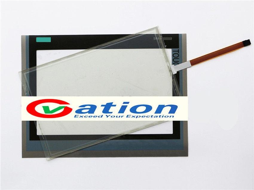 For TP1900 6AV2124-0UC02-0AX0 6AV2 124-0UC02-0AX0 Touch Screen + Protective film 6av2124 0qc02 0ax0 6av2 124 0qc02 0ax0 tp1500 touch screen