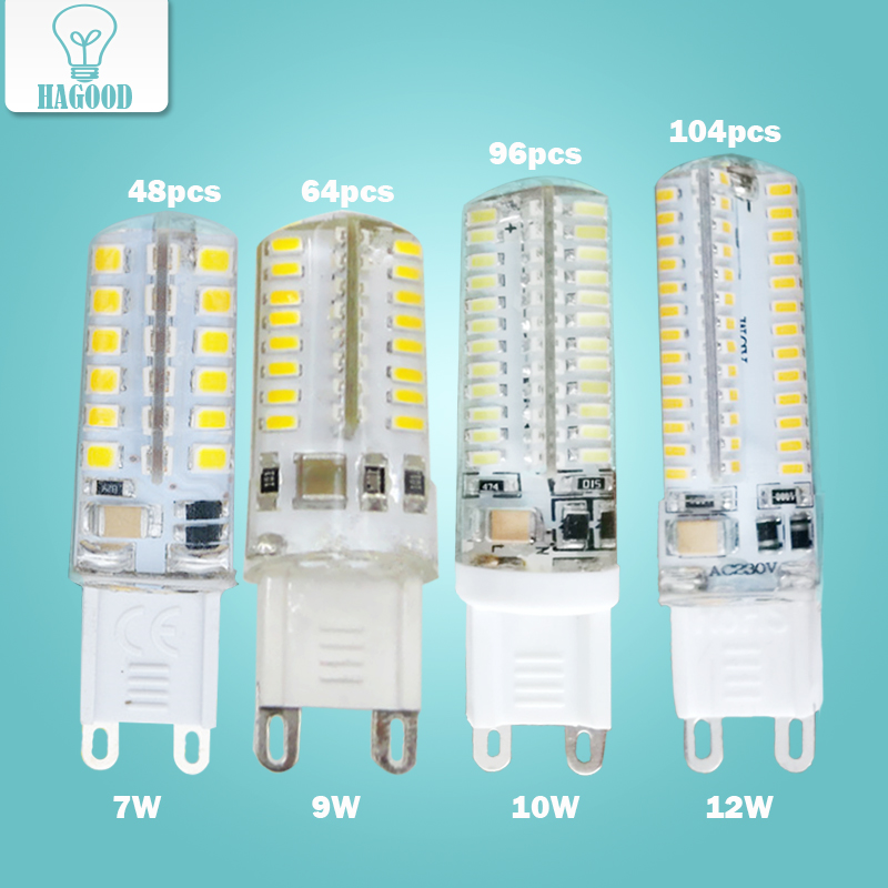 G9 G4 LED Bulb SMD 2835 3014 LED Lamp  AC220V DC12V 3W 7W 9W 10W 12W LED Light corn light bulb  Replace Halogen Lamp g4 led bulb smd 2835 3014 g4 led lamp 3w 4w 5w 6w 7w 10w led light ac dc 12v 220v 360 beam angle replace chandelier halogen lamp