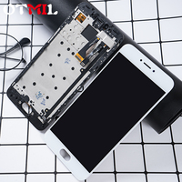 5.2'' Super AMOLED Display For MEIZU Pro 6 LCD Display Touch Screen For Meizu6 Pro 6Pro M570H LCD Display Screen Digitizer Parts