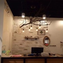 Chandelier Spider Nordic Led E27 Industrial Lamp Loft Modern Vintage Design Home Living Room Cafe Bar Clothing Hanging Light