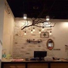 Pendant Lights E27 Home Industrial Decor Spider Loft Modern Vintage Design Kitchen Dining Room Living Room Cafe Bar Clothing Lamp
