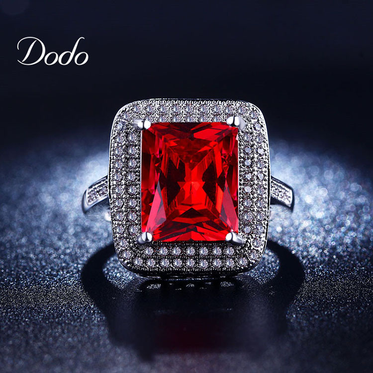 get cheap jewelry ruby rings aliexpress