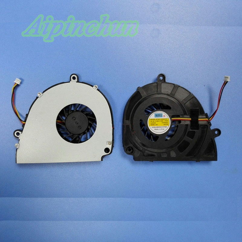 Aipinchun CPU Cooler Fan For ACER ASPIRE 5750 5755 5350 5750G 5755G V3-571G V3-571 E1-531G E1-571 V3-551G Laptop Fan new original lcd cover bezel for acer aspire v3 551 v3 571 v3 551g v3 571g lcd cover and front bezel ap0n7000c00 ap0n7000810
