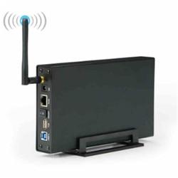 BS-U35WF Nirkabel Perangkat Penyimpanan 6TB 2.5