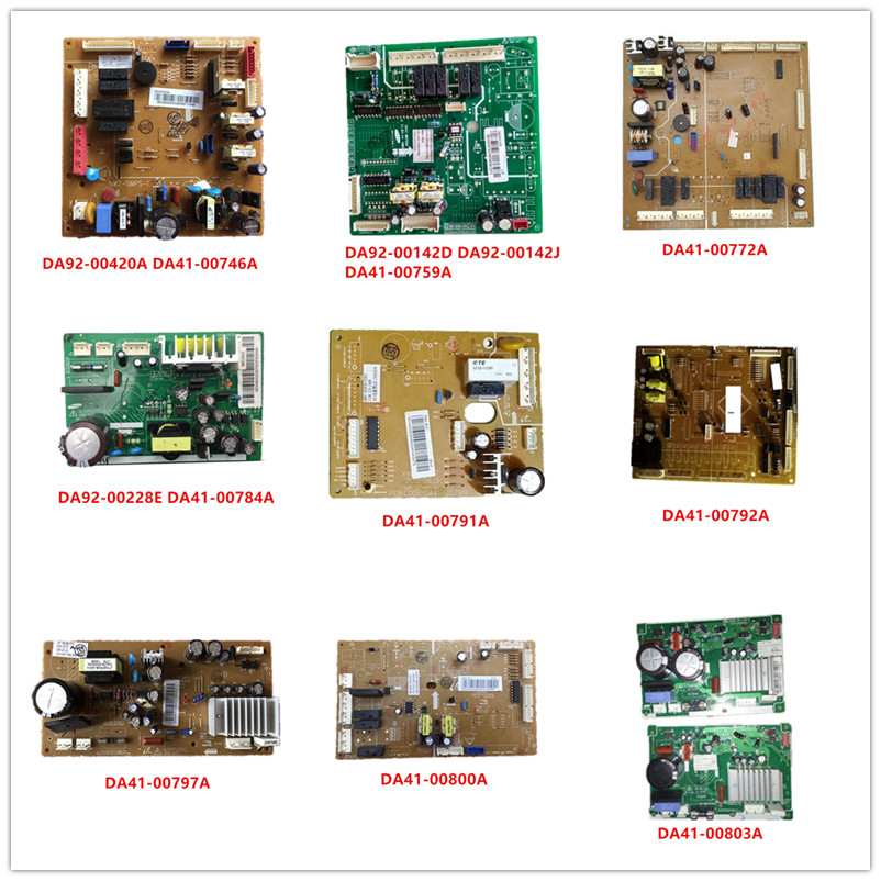 DA41-00746A/DA41-00759A/DA41-00772A/DA41-00784A/DA41-00791A/DA41-00792A/DA41-00797A/DA41-00800A/DA41-00803A Used Good Working title=