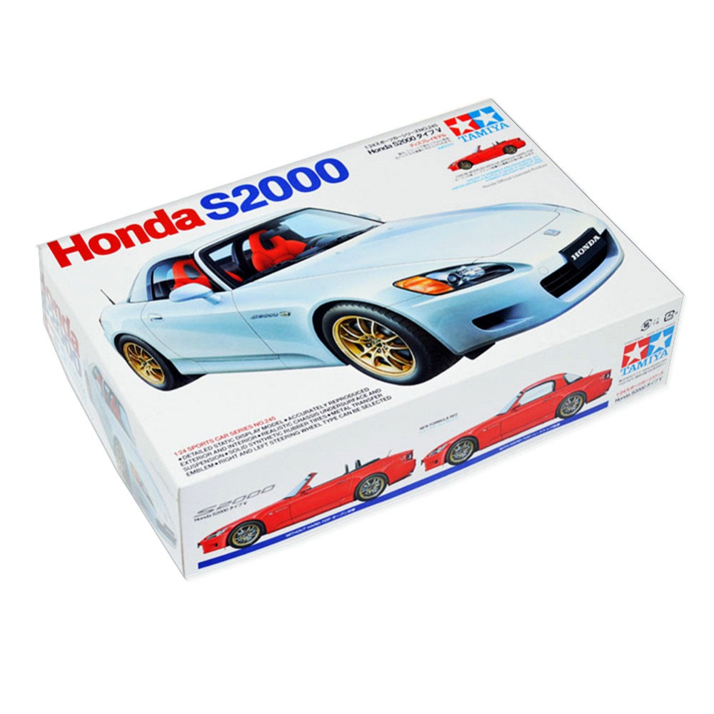 OHS Tamiya 24245 1/24 S2000 Scale Assembly Car Model Building Kits G huawei unlocked e3372 lte 4g 150 mbps usb dongle modem crc9 connector 35dbi 4g external antenna booster signal a