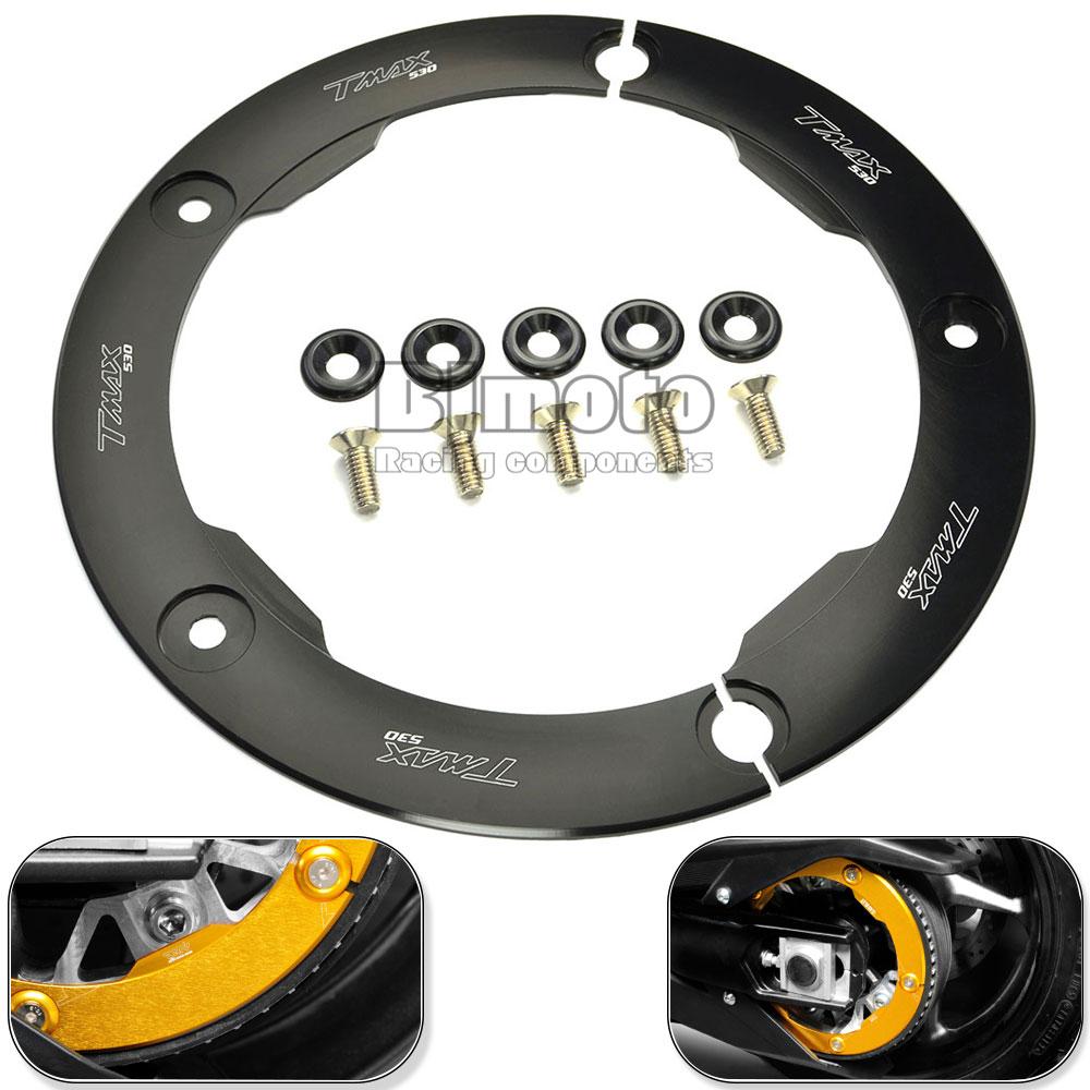 kit para Yamaha T-max 530/de 2013/a 2016 Tensores para cadena de motocicleta de BJ Global
