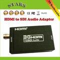 Новый Мини 3 Г 1080 P HDMI для SDI SD-SDI HD-SDI 3G-SDI HD Video Converter Адаптер BNC 2.970 Гбит/с адаптер Разъема, бесплатная Доставка