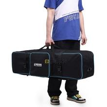 105 cm Equipo Fotográfico Padd Cremallera Bolsa De Soportes De Luz Paraguas trípode fotografia llevar bolsas a prueba de agua