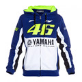 MotoGP Rossi motorcycle racing clothes printed cotton sweater casual jacket