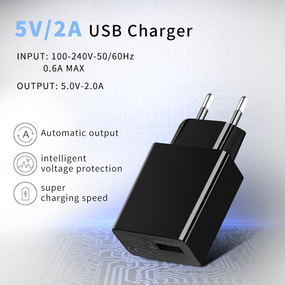 NILLKIN 10W USB Charger USB Wall