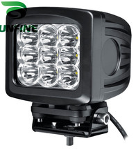 "5.2"" 60W LED Working Light Spot Flood Lamp Motorcycle Tractor Truck Trailer SUV Off-roads Boat 10-30V 4WD KF-2290"