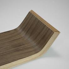 Minimalist Wooden Desktop Stand for Laptops