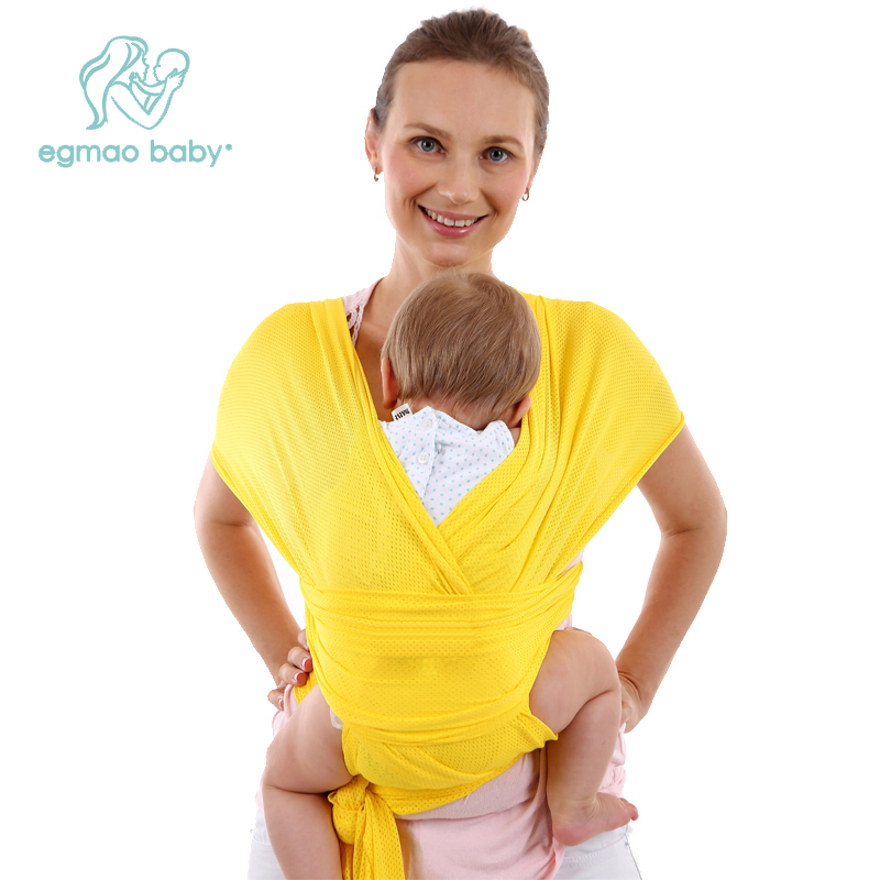 Baby Wrap The Versatile Mesh Water & Warm Weather Baby Carrier  With Safety Tested Fabric Lightweight, Quick Dry & Breathable
