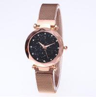 Watch Women 2019 Bracelet Casual Female Clock Rhinestone Love Heart Bracelet Leather Diamond Quartz Wrist Watc