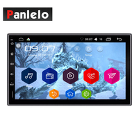 Android 6.0 Car Stereo 2 Din Quad Core Head Unit 7'' 1GB/2GB Car Radio Touch Screen Bluetooth Wifi AM/FM/RDS Car GPS Navigation