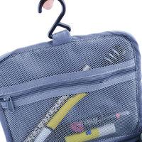 New Women and men Large Waterproof Makeup bag Nylon Travel Cosmetic Bag Organizer Case Necessaries Make Up Wash Toiletry Bag 3