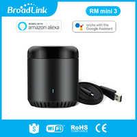 Original Broadlink RM Mini3 Universal Intelligente WiFi/IR/4G Drahtlose Fernbedienung Über IOS Android Smart Home automatisierung