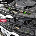 Защита на входе воздуха крышка двигателя для Mercedes Benz ML350 2012 GLE W166 Coupe C292 GLS gl транспортного средства предотвращения пыли разное
