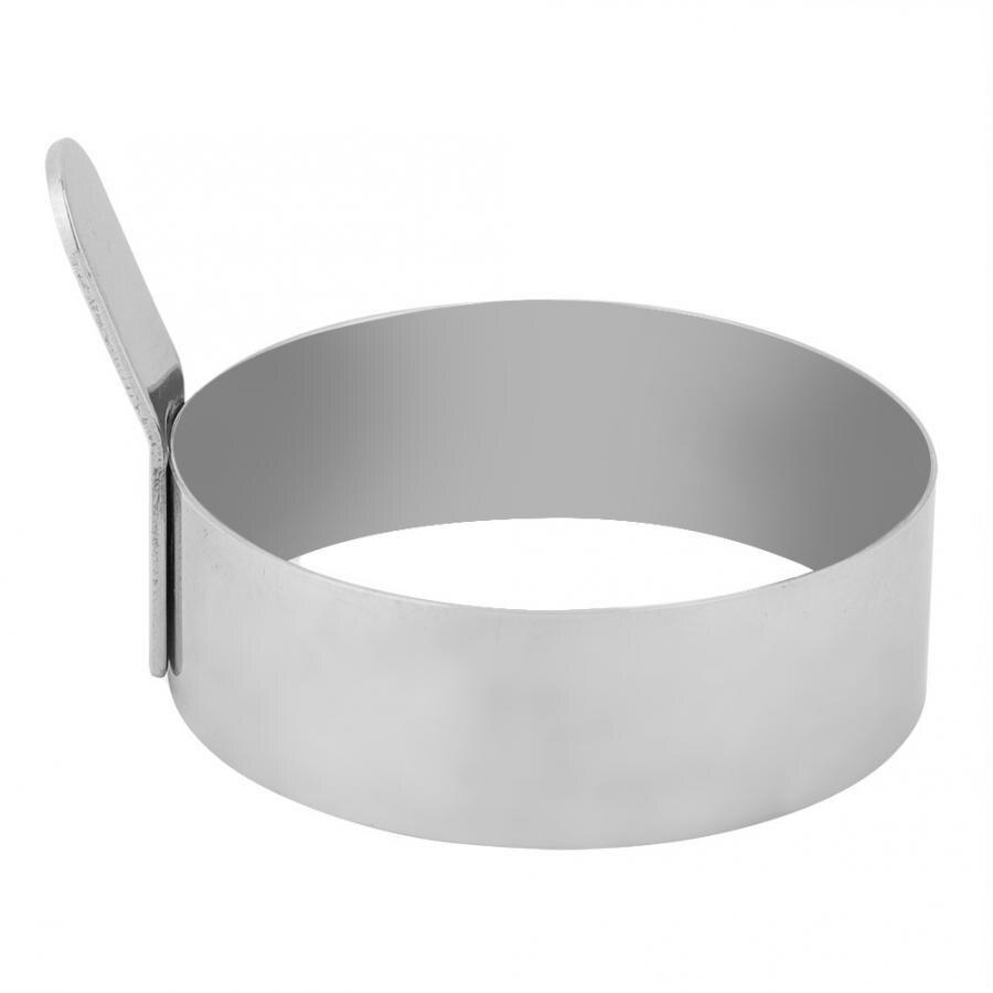 Креповая машина для выпекания блинов посуда нержавеющая сталь круглый блинница кольцо жареная Форма для яиц производитель блинов Форма Кухонный кухонный прибор